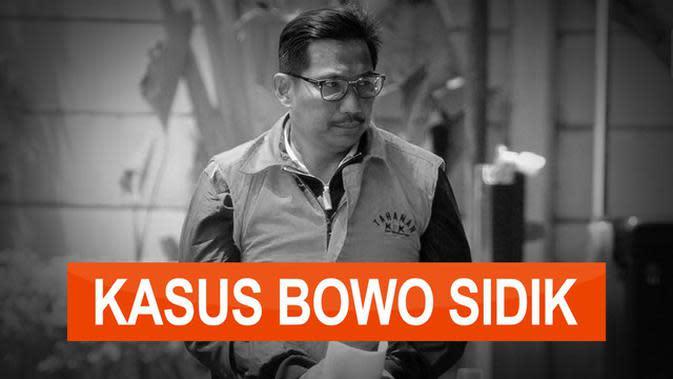 VIDEO: Penjelasan Justice Collaborator dalam Kasus Suap Bowo Sidik