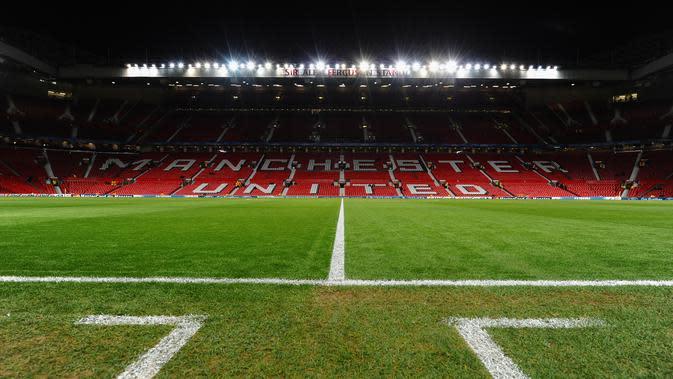 Manchester United Luncurkan Marchandise Lego Old Trafford, Ini Harganya
