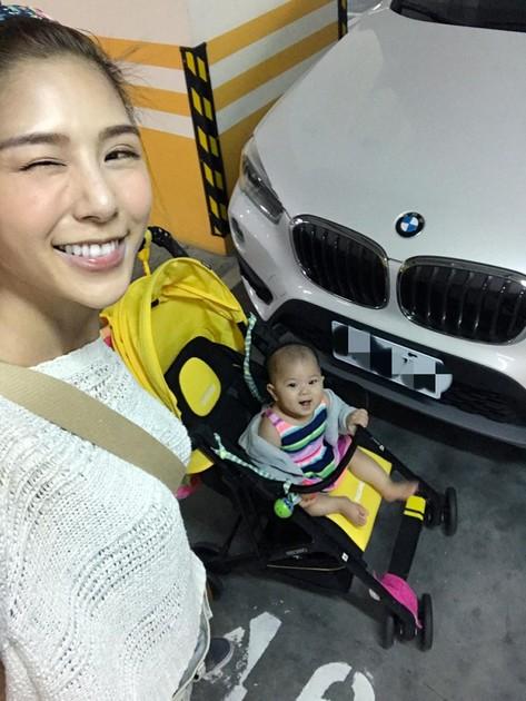 【明星聊愛車】詹乃蓁逆境中學開車,愛車選擇BMW X1