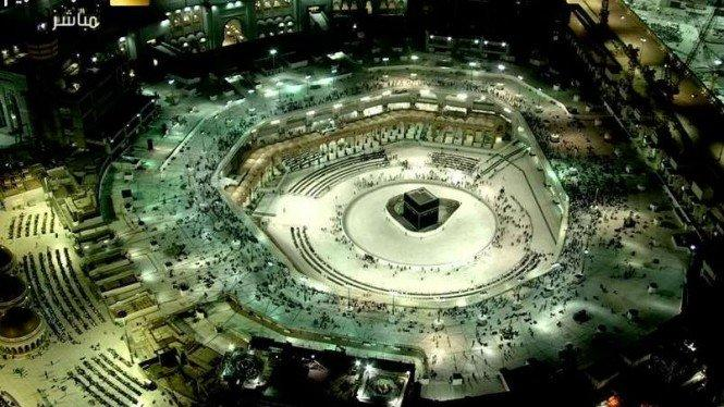 244 Orang Ditangkap karena Masuk Situs Suci di Arab Saudi Tanpa Izin