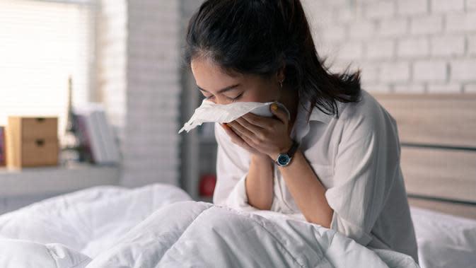 Penyakit Pneumonia (Sumber: iStockphoto)