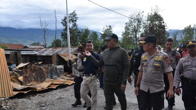 5 Polres Baru di Pedalaman Papua Mulai Diisi Personel