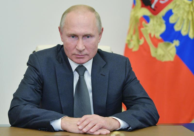 Russia Putin Birthday
