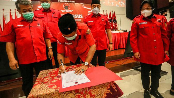 Eri Cahyadi Komitmen Teruskan Program Pro Rakyat di Surabaya