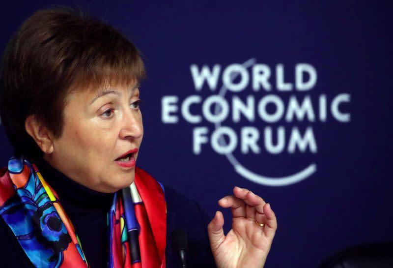 Ketua IMF harapkan tanggapan kebijakan global guna mitigasi dampak virus corona