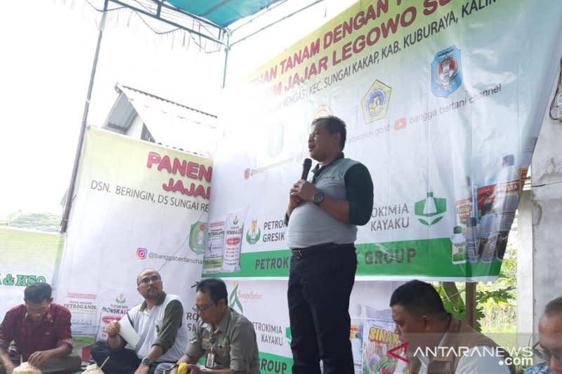 BPTP: Saat ini medan tempur pembangunan pertanian di kecamatan