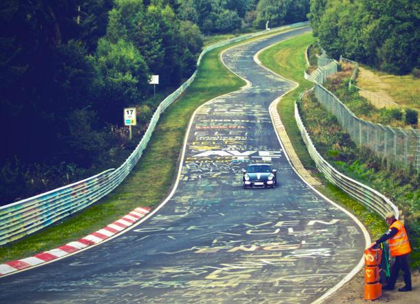 September 27: The Nürburgring's ground breaking was held on this date in 1925