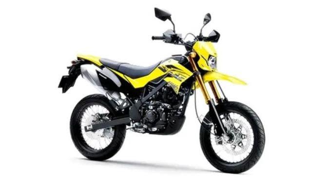 Kawasaki D-Tracker 150 Punya Edisi Spesial