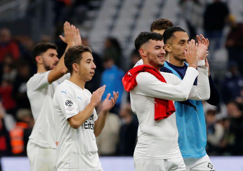 Ligue 1 - Olympique de Marseille v Brest