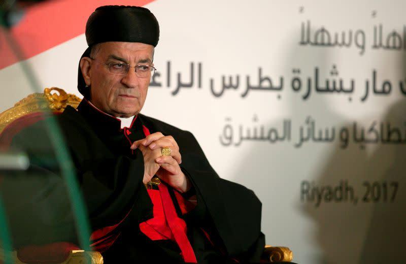 Lebanese Christian cleric seen to criticize  Hezbollah, allies over crisis
