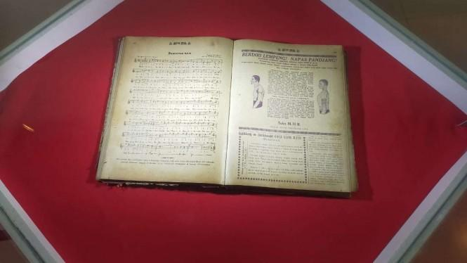 Surat Kabar Sin Po, Lengkapi Koleksi Museum Sumpah Pemuda
