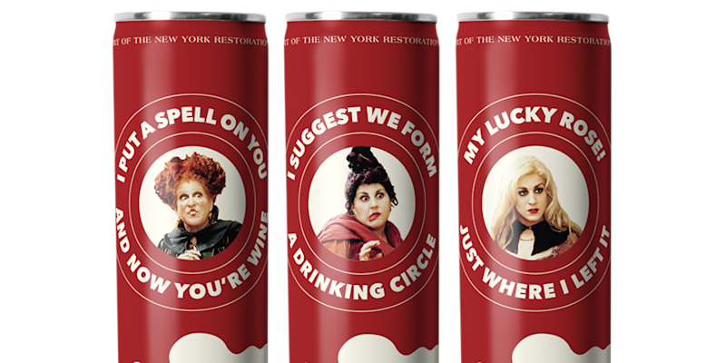 These 'Hocus Pocus' Wines Inspired by the Sanderson Sisters Will Put a Spell on You