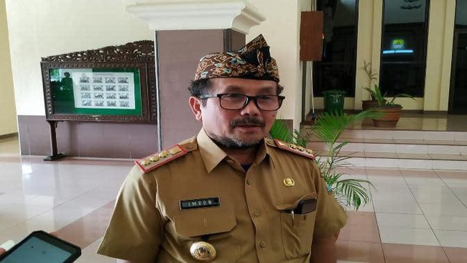 Bupati Cirebon H. Imron