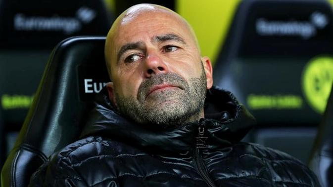 Peter Bosz. (Friedemann Vogel/EPA)