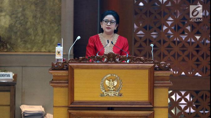 Ketua DPR Imbau Parpol Teliti Rekam Jejak Calon Kepala Daerah