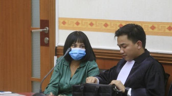 Vanessa Angel Dituntut 6 Bulan Atas Kasus Kepemilikan Psikotropika