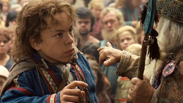 Warwick Davis talks 'Willow': the film, the legacy, the belly tattoo