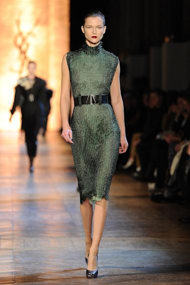 Yves Saint-Laurent: Runway - Paris Fashion Week Womenswear Fall/Winter 2012