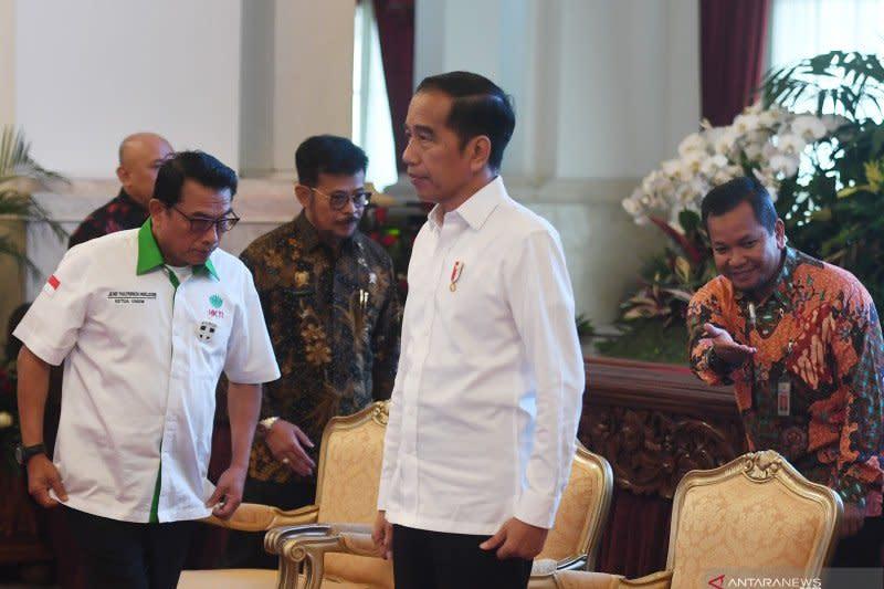 Presiden minta petani Indonesia kembali produksi rempah-rempah