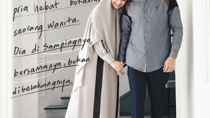 Teuku WIsnu dan Shireen Sungkar (Instagram/teukuwisnu)