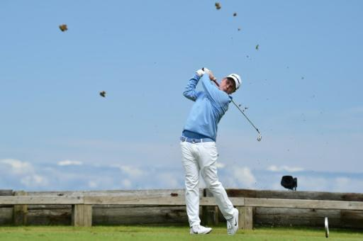 MacIntyre leads European as Irish trio make the cut