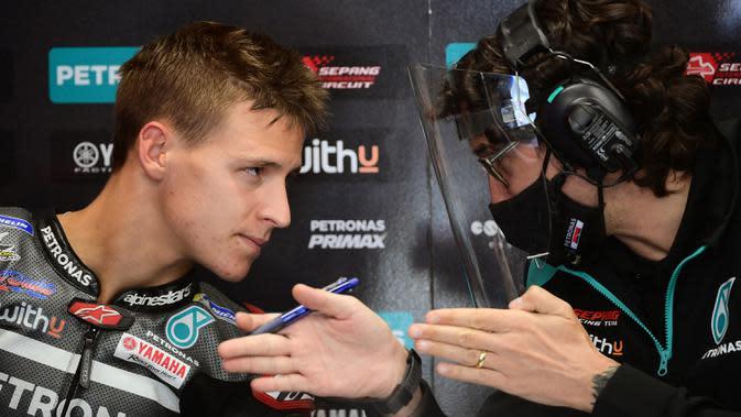 FP3 MotoGP Catalunya: Yamaha Masih Dominan, Kuasai Posisi 1-2
