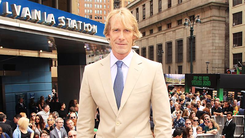 Michael Bay Downplays 'Transformers 4′ Fire