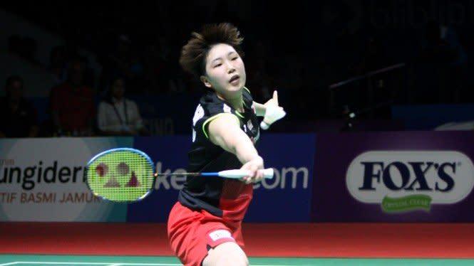 Fakta Menarik Mundurnya Tunggal Putri Sadis Jepang di Denmark Open