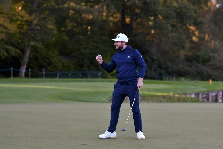 Hatton storms to PGA Championship win
