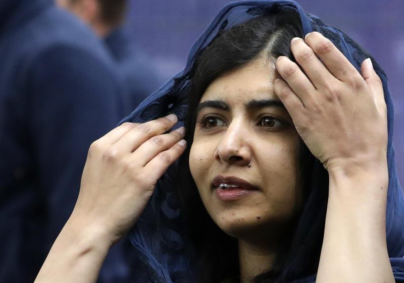 Britain Royals Malala