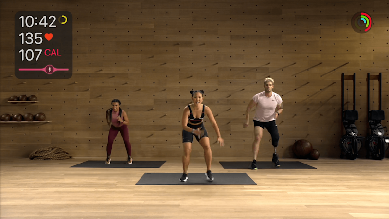 Apple is launching Fitness+, a workout and exercise service
