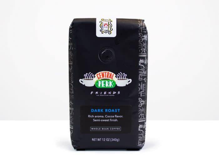 "<p><a href=""https://www.popsugar.com/buy/Central-Perk-Dark-Roast-Whole-Bean-Coffee-12-ounces-470966?p_name=Central%20Perk%20Dark%20Roast%20Whole%20Bean%20Coffee%20%2812%20ounces%29&retailer=store.coffeebean.com&pid=470966&price=10&evar1=yum%3Aus&evar9=46406562&evar98=https%3A%2F%2Fwww.popsugar.com%2Ffood%2Fphoto-gallery%2F46406562%2Fimage%2F46406983%2FCentral-Perk-Dark-Roast-Whole-Bean-Coffee-12-ounces&list1=friends%2Ctea%2Ccoffee%2Cfood%20news&prop13=api&pdata=1"" rel=""nofollow"" data-shoppable-link=""1"" target=""_blank"" class=""ga-track"" data-ga-category=""Related"" data-ga-label=""https://store.coffeebean.com/central-perk-coffee-dark-roast-12oz"" data-ga-action=""In-Line Links"">Central Perk Dark Roast Whole Bean Coffee (12 ounces)</a> ($10)</p>"