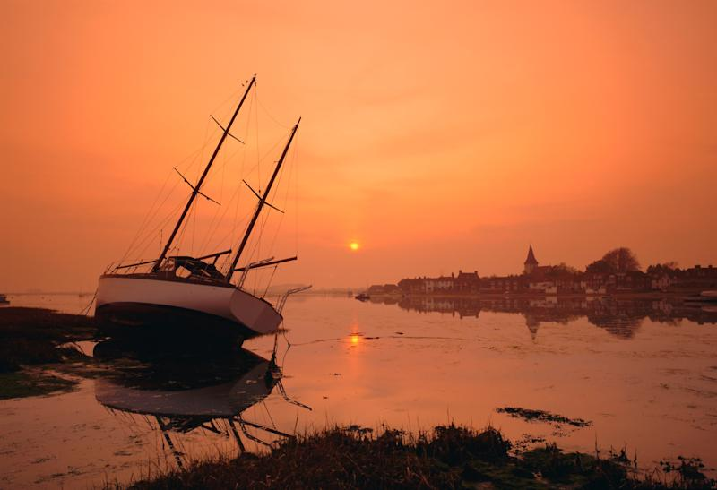 Chichester Harbour - getty