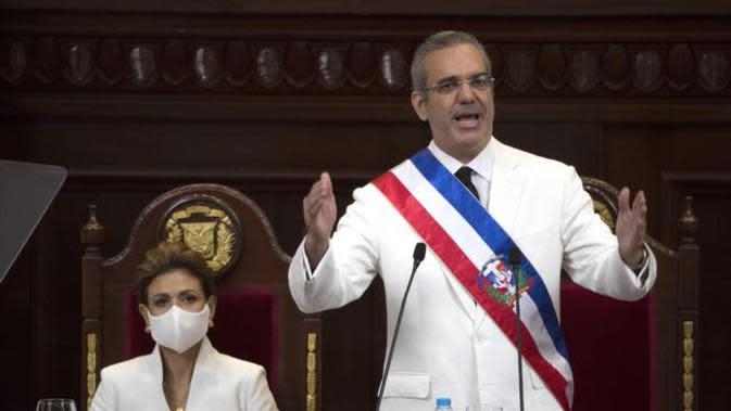 Luis Abinader. (Foto: Ozy.com)