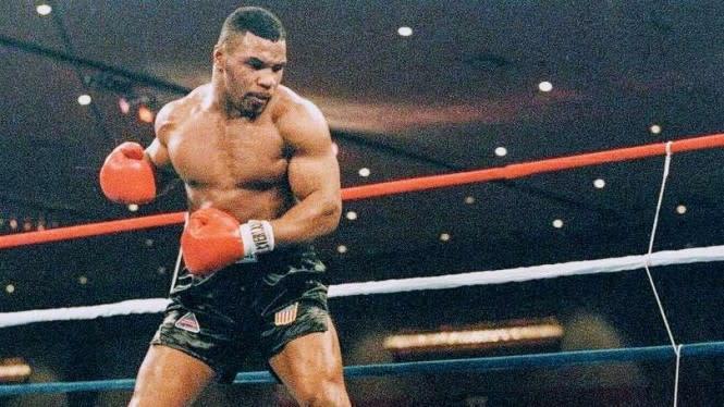 Menanti Duel Tyson Vs Tyson di Atas Ring Tinju
