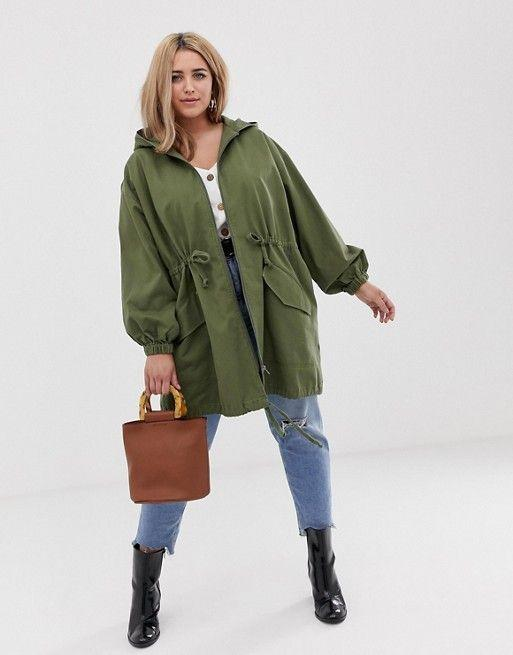 """<p><strong>ASOS Design Curve</strong></p><p>asos.com</p><p><strong>$37.50</strong></p><p><a href=""""https://go.redirectingat.com?id=74968X1596630&url=https%3A%2F%2Fwww.asos.com%2Fus%2Fasos-curve%2Fasos-design-curve-lightweight-parka%2Fprd%2F10738417%3Fclr%3Dkhaki%26colourWayId%3D16295405%26cid%3D9577&sref=https%3A%2F%2Fwww.cosmopolitan.com%2Fstyle-beauty%2Ffashion%2Fg30783866%2Fcute-st-patricks-day-outfit-ideas%2F"""" target=""""_blank"""">Shop Now</a></p><p>If you've got a full day of celebrations planned, you'll need an outfit that'll get you through the morning parade all the way to after-dinner drinks. The trick: Layer. Throw a lightweight <a href=""""https://www.cosmopolitan.com/style-beauty/fashion/g30688630/best-spring-jackets/"""" target=""""_blank"""">spring jacket</a> in army green over your top or sweater and you'll be ready for whatever.</p>"""