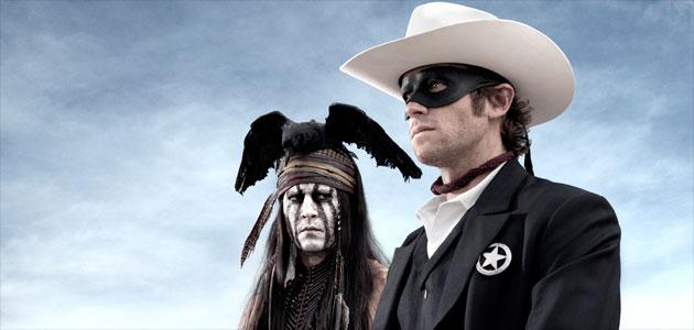 Johnny Depp's Cool New Tonto in 'The Lone Ranger'