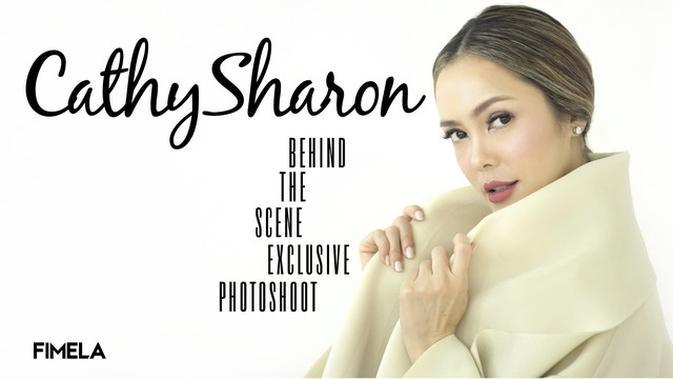 Cantiknya Cathy Sharon di Exclusive Photoshoot Fimela