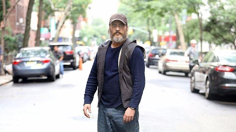 You Were Never Really Here is one of the best movies on Amazon Prime