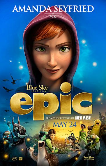 """Epic"" Poster"