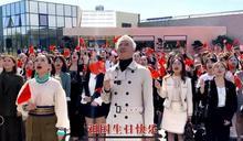 在中國高舉五星旗竟是「宜蘭觀光大使」縣府:已無後續合作