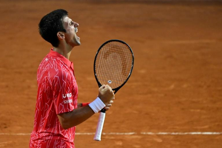 Almost perfect Djokovic ready for Roland Garros bow