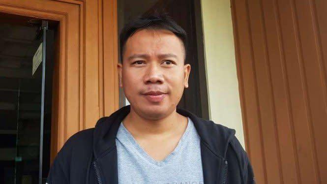 Curhat Haru Vicky Prasetyo di Persidangan, Pikirkan Nasib Anak