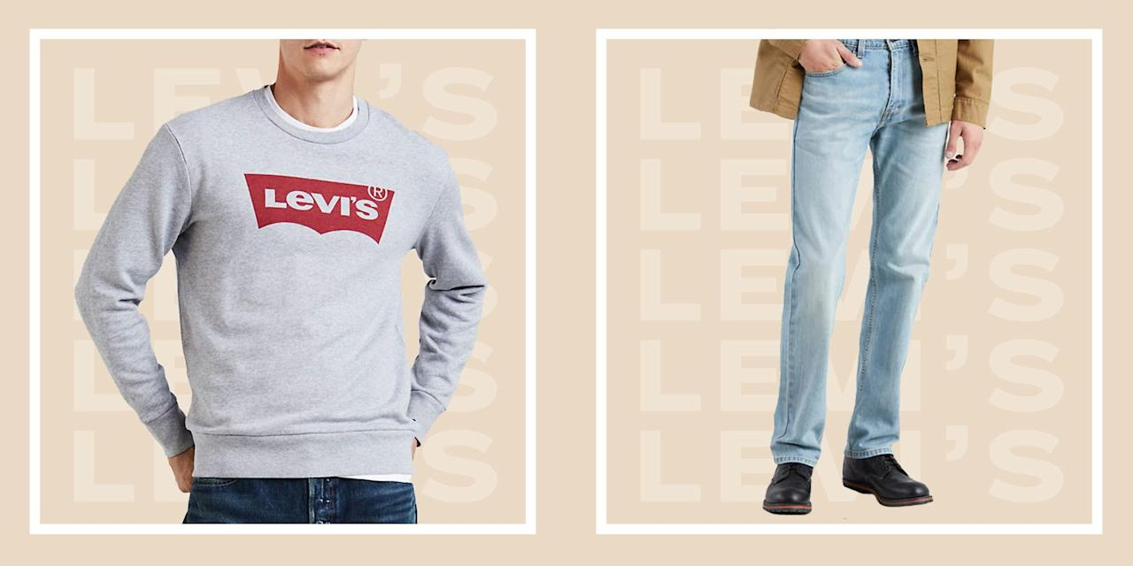 "<p>When Levi's goes big, it goes <em>big. </em>For proof, look no further than the <a href=""https://go.redirectingat.com?id=74968X1596630&url=https%3A%2F%2Fwww.levi.com%2FUS%2Fen_US%2Fdeals%2Fc%2Flevi_clothing_deals_us&sref=https%3A%2F%2Fwww.esquire.com%2Fstyle%2Fmens-fashion%2Fg32347010%2Flevis-warehouse-sale-2020%2F"" target=""_blank"">absolutely massive warehouse sale</a> currently live on the brand's website, with a huge array of items marked way, <em>wayyy</em> down—up to 70% off the original price. It's not just the dregs, either. You can get everything from logo sweatshirts to 501s, alongside (slightly) more offbeat offerings like camo cargo pants and a whole bunch of other jeans fits. 511s? 512s? 502s? Vintage inspired offerings from LVC? Yes, yes, yes, and yes! The gang's all here! </p><p>There's only one catch: With some jeans ringing up for less than $20, and similarly remarkable discounts throughout the selection, this stuff is moving fast. That's why we've picked our top 20 finds and compiled them all here for you to peruse. Will it make the way the world is right now any easier to stomach? Well...actually, yeah. It might. But even if you're still feeling stressed, a time when jeans are back in the daily rotation is a welcome thing to look forward to. And if those jeans were acquired for not a lot of money and just so happen to look great? Hey, even better. <em><br></em></p>"