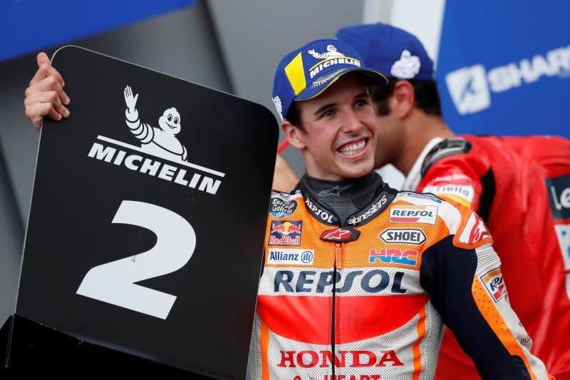 Alex Marquez makin percaya diri menuju Aragon setelah podium perdana