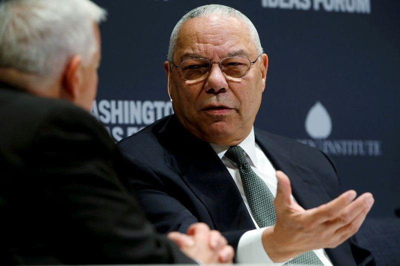 "Sebut Trump ""melenceng"" dari Konstitusi, Colin Powell pilih Biden"