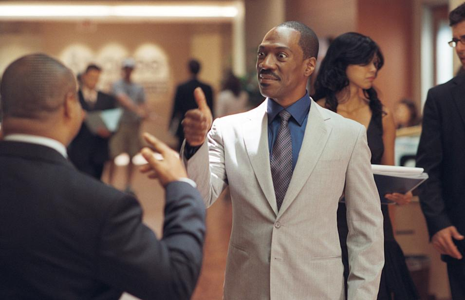 Eddie Murphy in DreamWorks Pictures' A Thousand Words - 2012