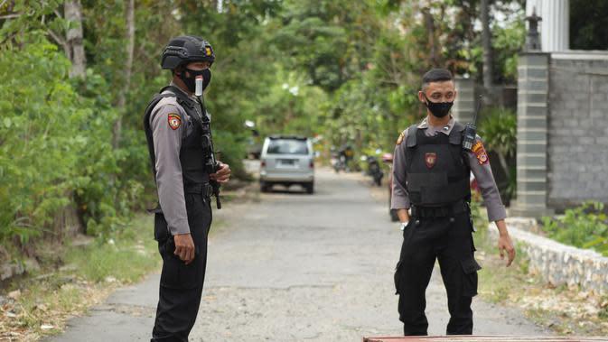 Kata Tetangga Soal Sosok Terduga Teroris yang Rumahnya Digeledah di Gunungkidul