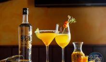 【金酒新喝法(下)】金門高粱不當爸爸酒!變身「果味調酒」跟歐式料理超速配