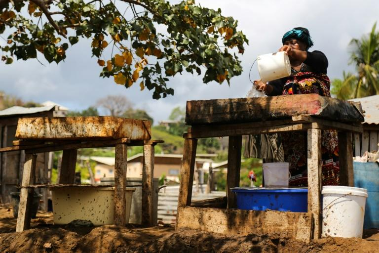 Poverty and unemployment rates are high in the overseas territories